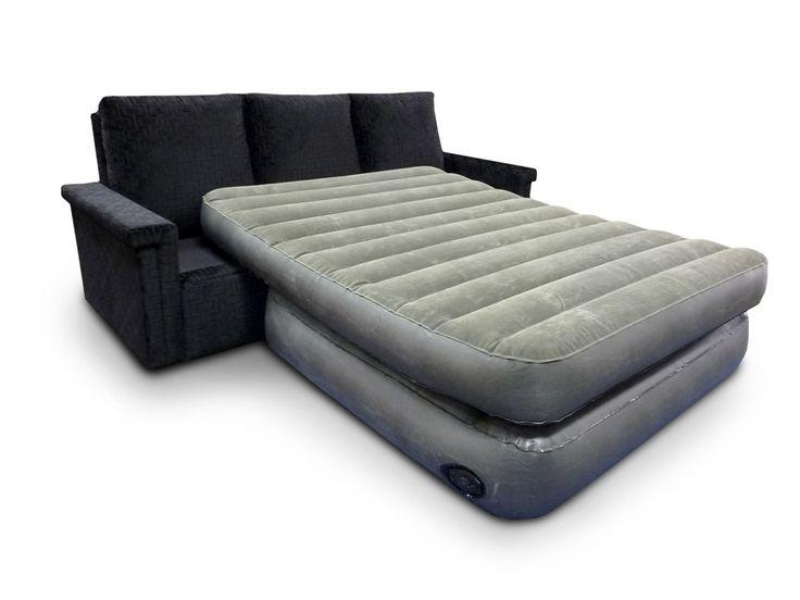 sleeper sofa air mattress photo - 8