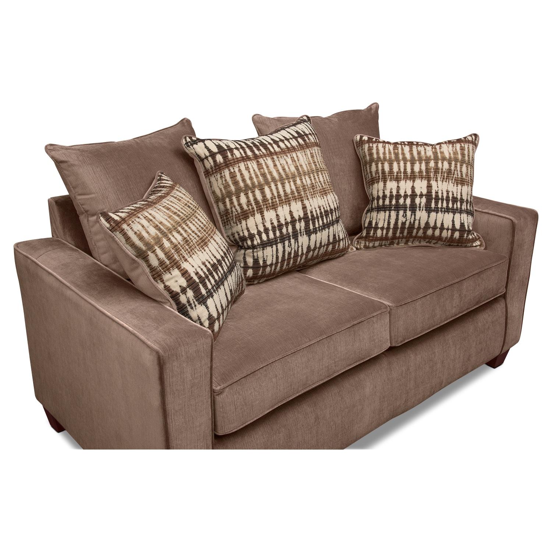 sleeper sofa and loveseat set photo - 3