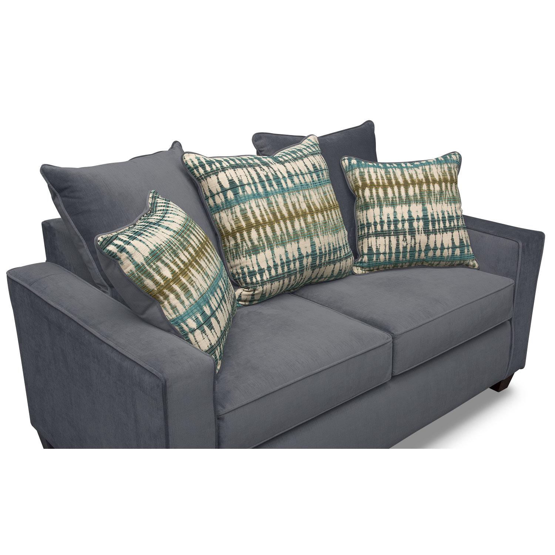 sleeper sofa and loveseat set photo - 7