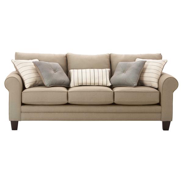 sleeper sofa art van photo - 10