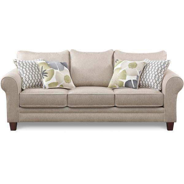 sleeper sofa art van photo - 2