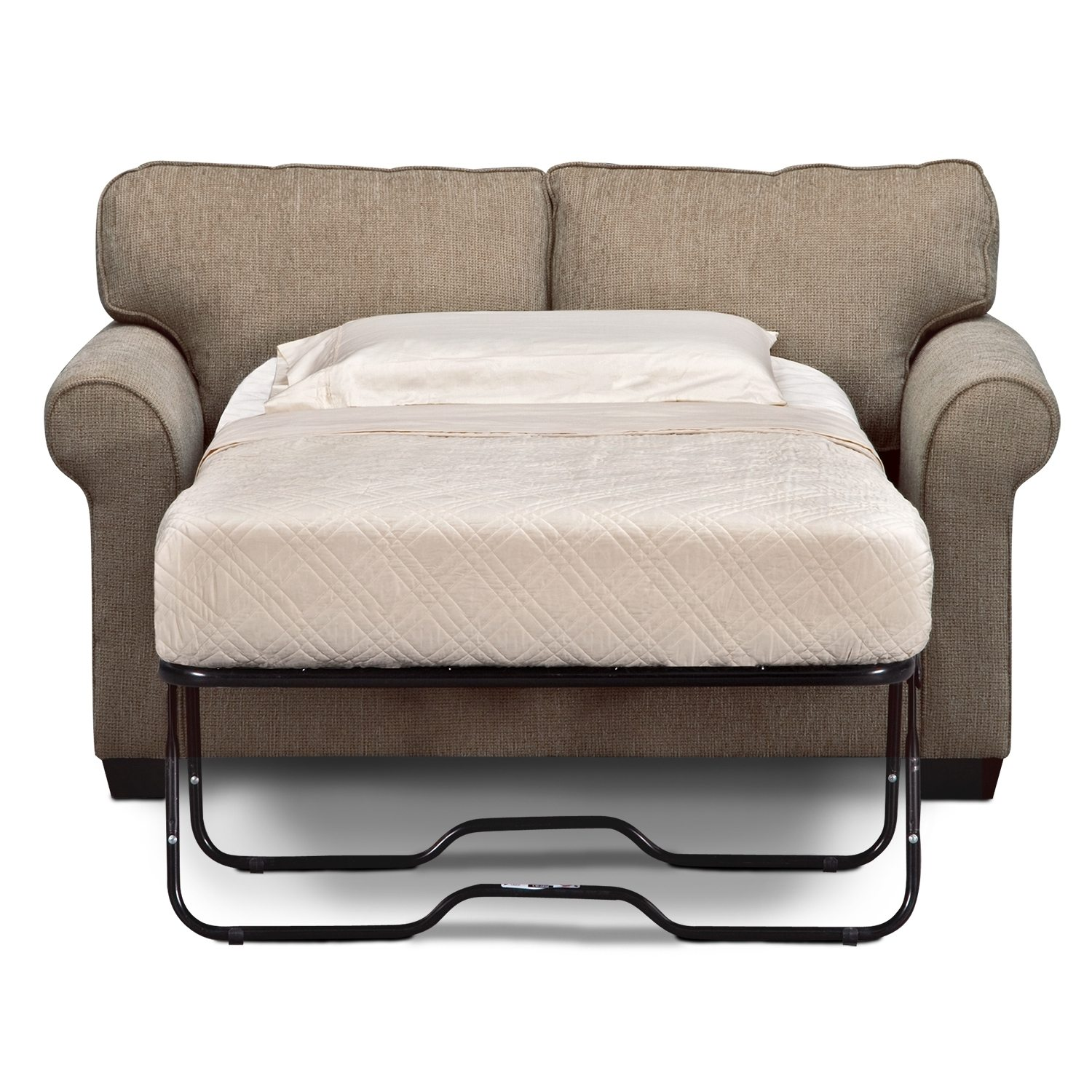 Picture of: Sleeper Sofa Bobs Hawk Haven