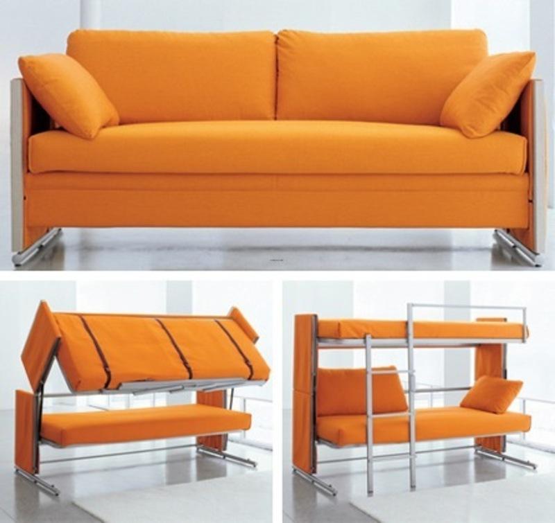 sleeper sofa bunk bed photo - 10