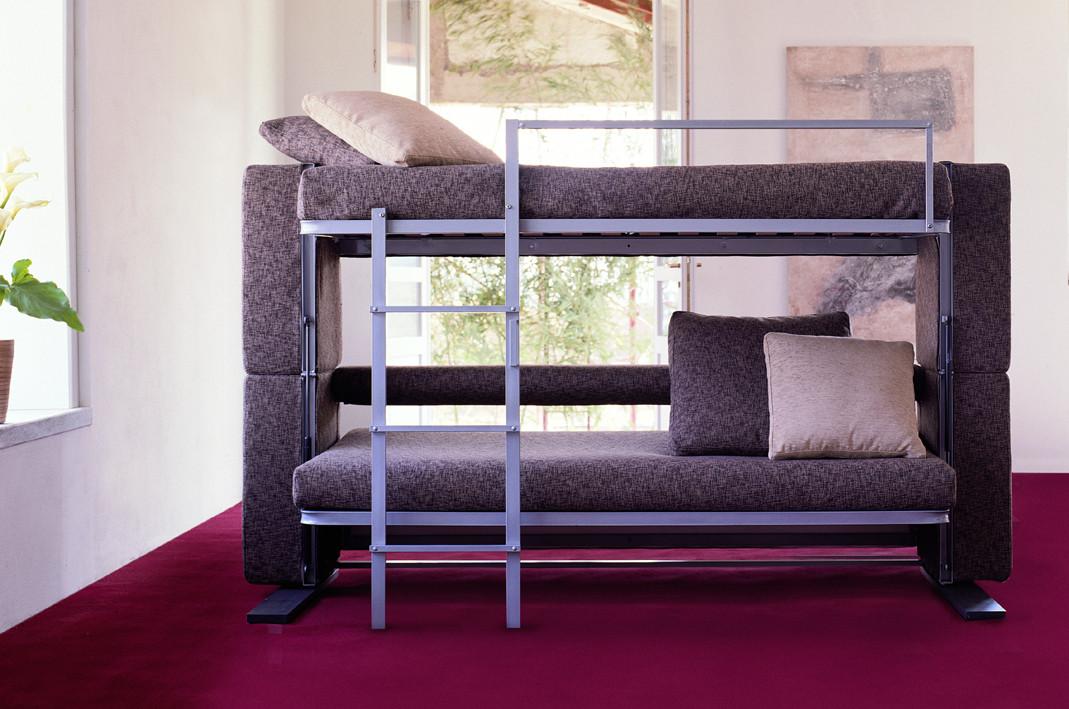 sleeper sofa bunk bed photo - 3