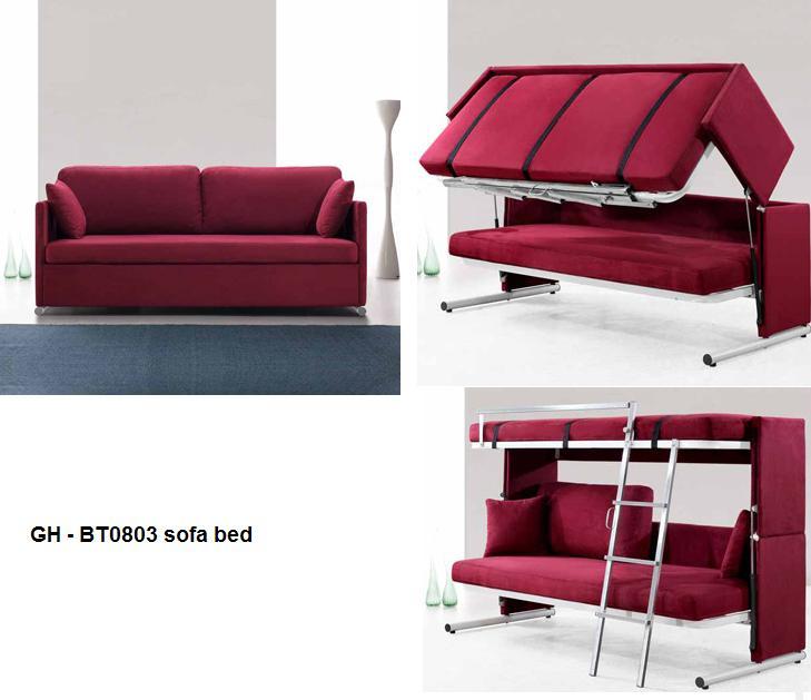 sleeper sofa bunk bed photo - 5