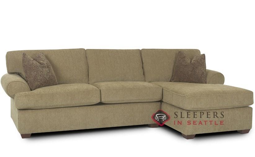 sleeper sofa chaise photo - 7