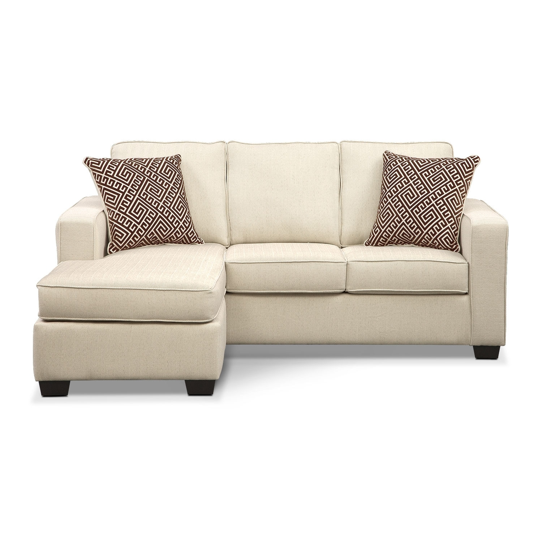 sleeper sofa chaise photo - 9