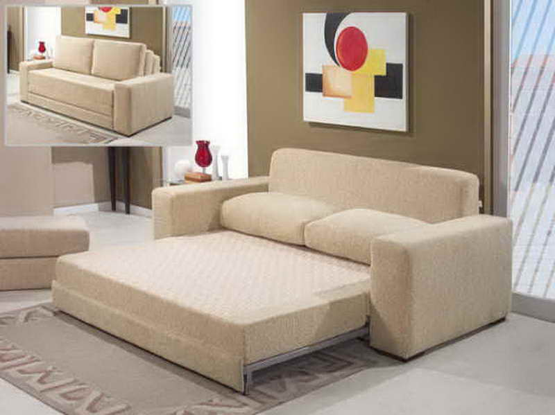 Sleeper sofa for small spaces | Hawk Haven