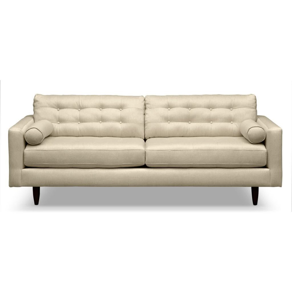sleeper sofa tufted photo - 6