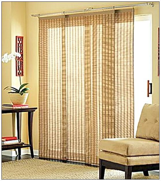 Sliding glass door blinds ideas | Hawk Haven