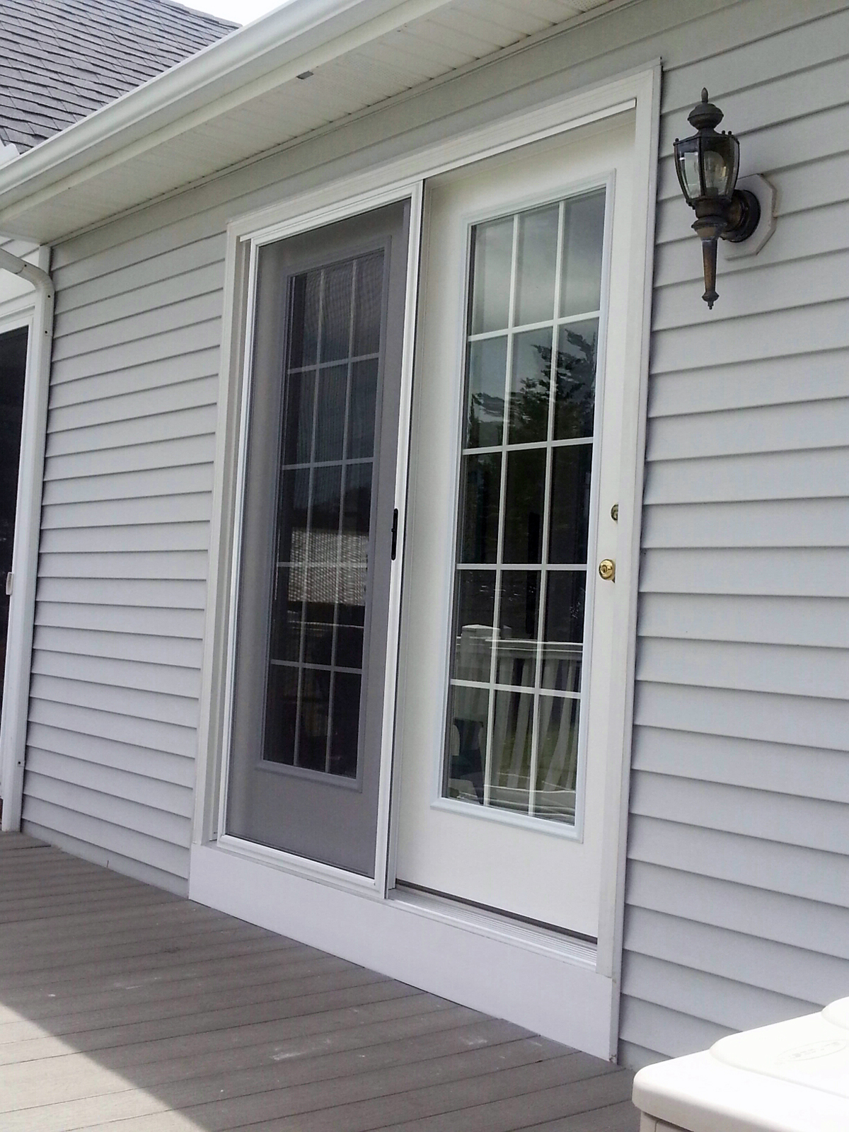 Sliding Glass Pocket Doors Exterior Photo 10