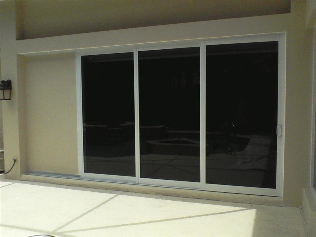 Sliding Glass Pocket Doors Exterior Photo 2