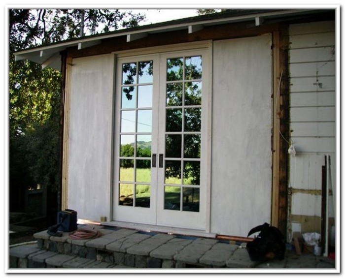 sliding glass pocket doors exterior photo - 6