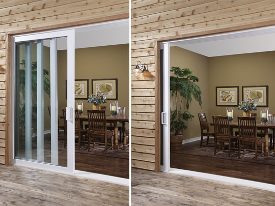 Charmant Sliding Glass Pocket Doors Exterior Photo   7