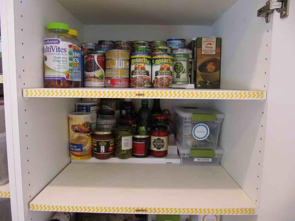 sliding pantry shelving systems photo - 5