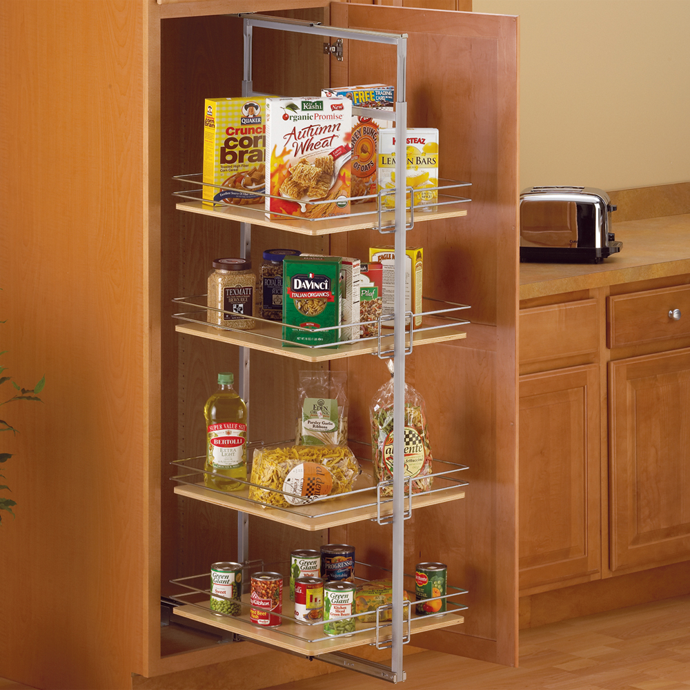 Sliding Pantry Shelving Systems Hawk Haven