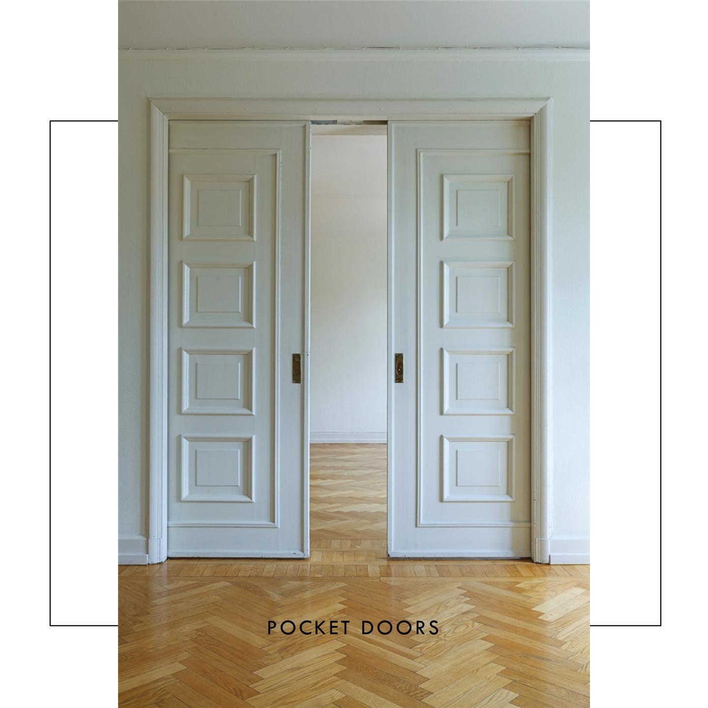 sliding pocket doors photo - 10