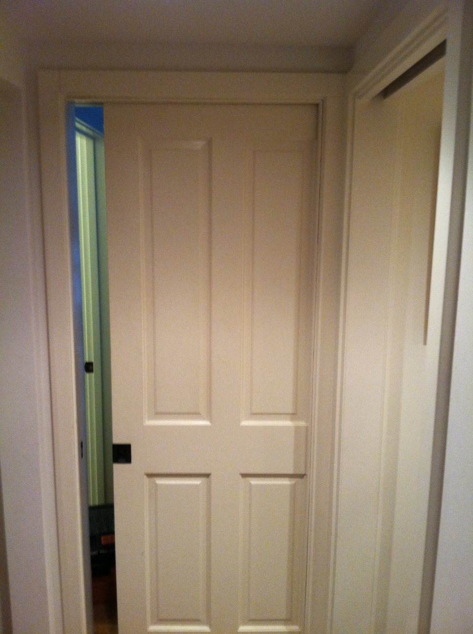 sliding pocket doors photo - 2