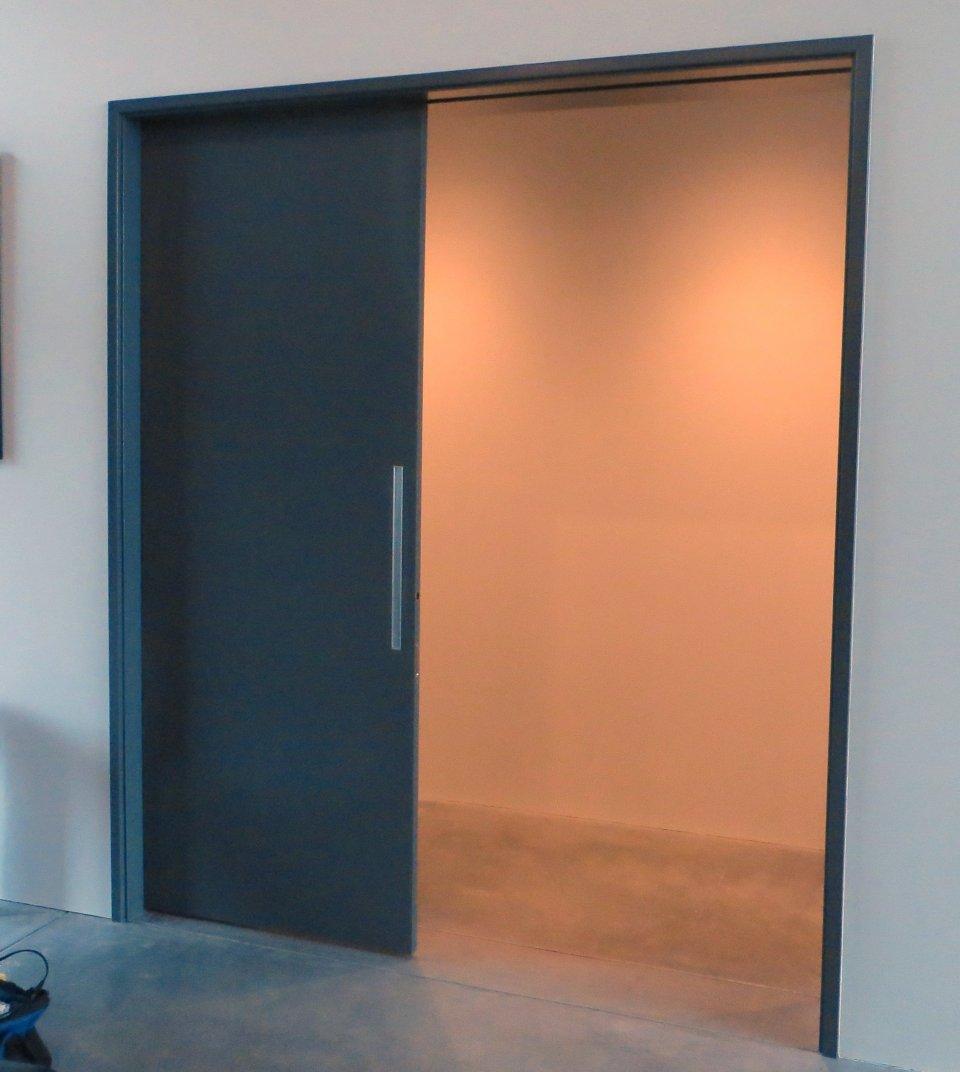 sliding pocket doors photo - 4