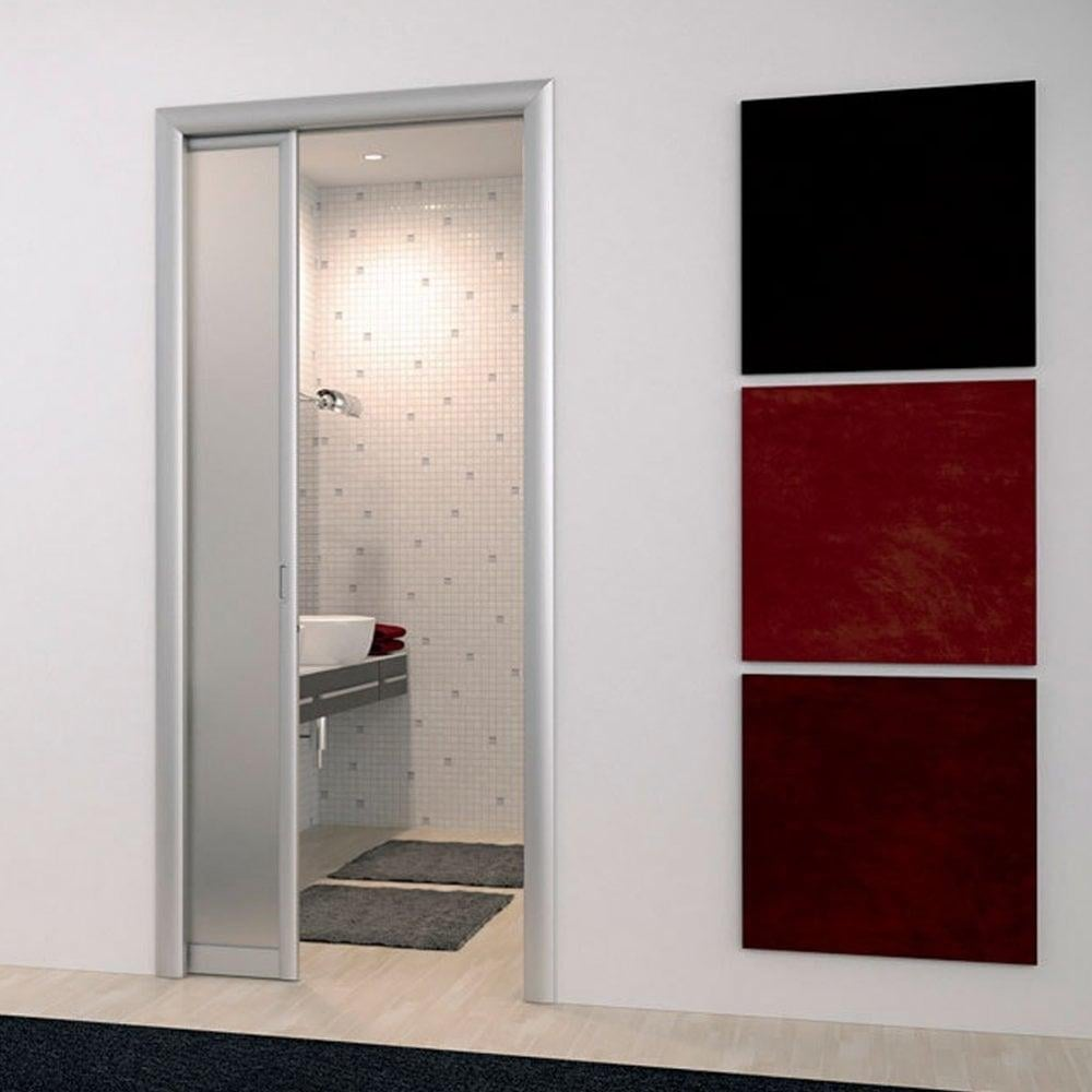 sliding pocket doors eclisse photo - 4