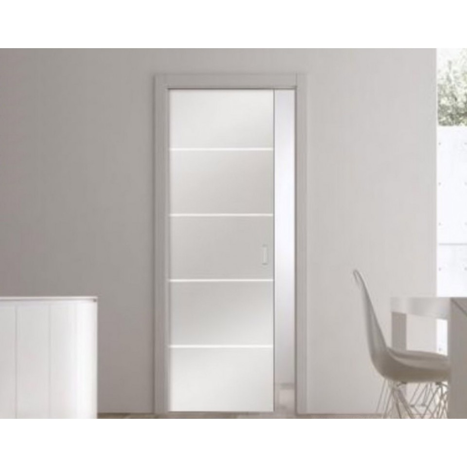 sliding pocket doors eclisse photo - 8