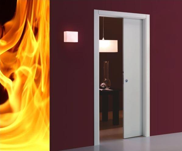 sliding pocket doors fire rated photo - 3