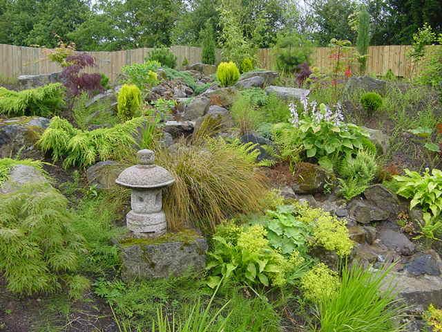 Japanese Garden Design Backyards Landscapes