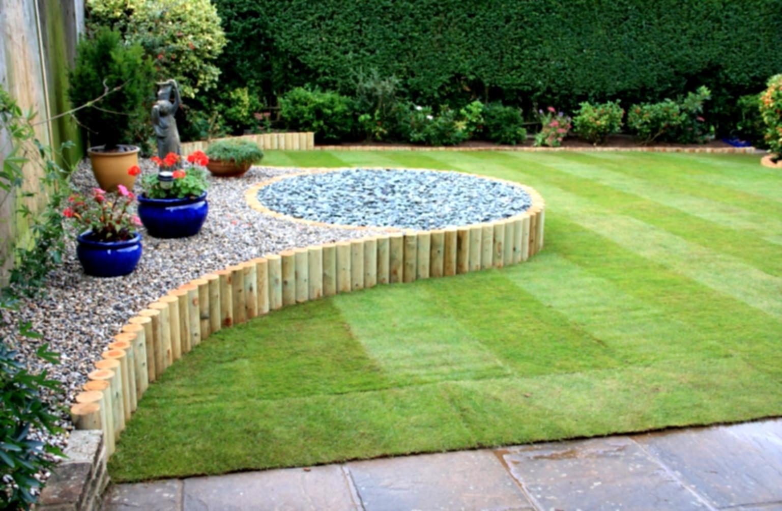 small easy garden designs photo - 1