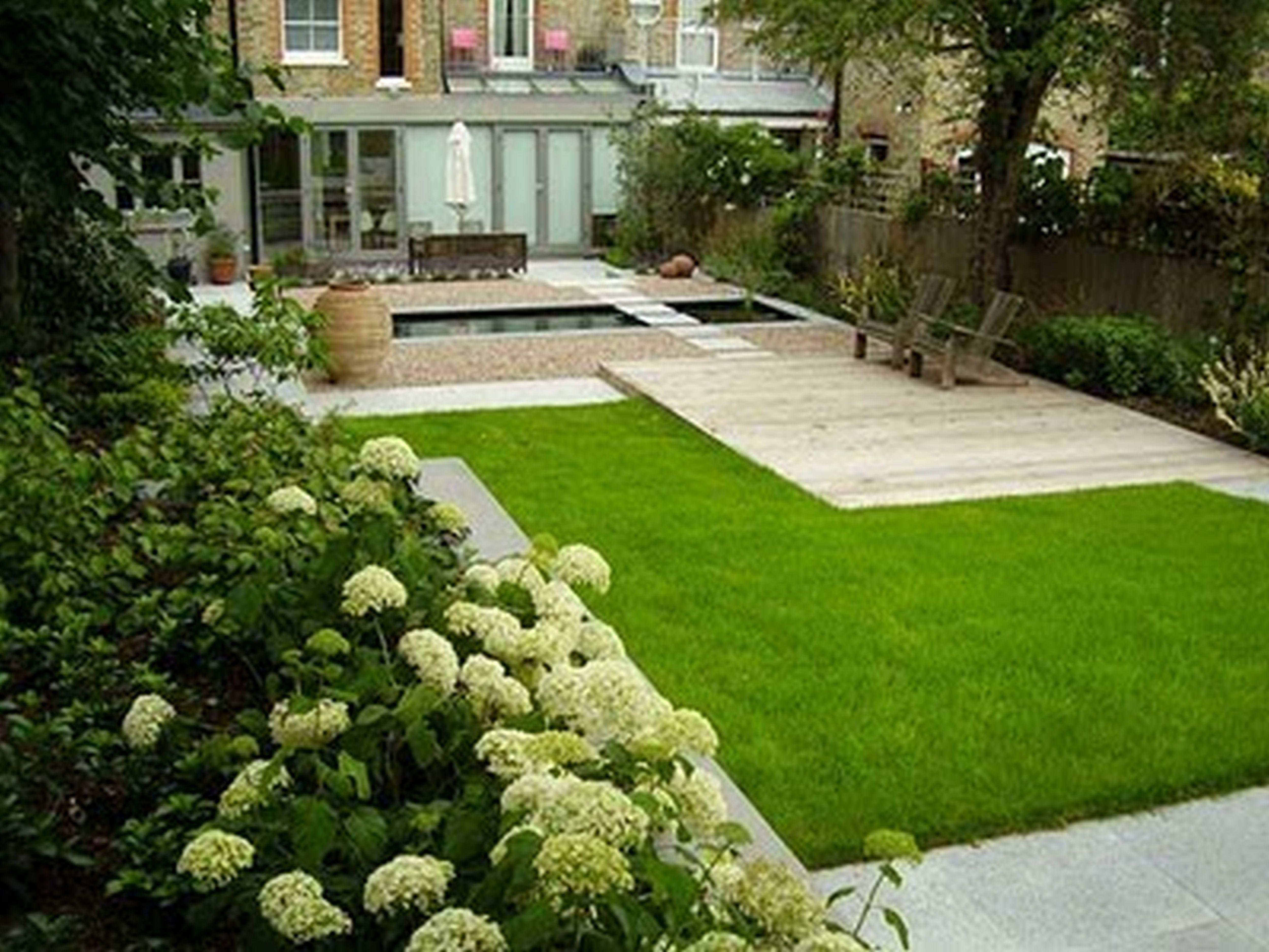 small easy garden designs photo - 3