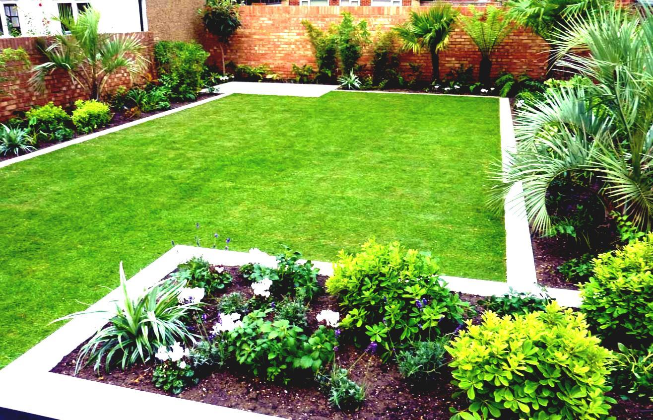 small easy garden designs photo - 7