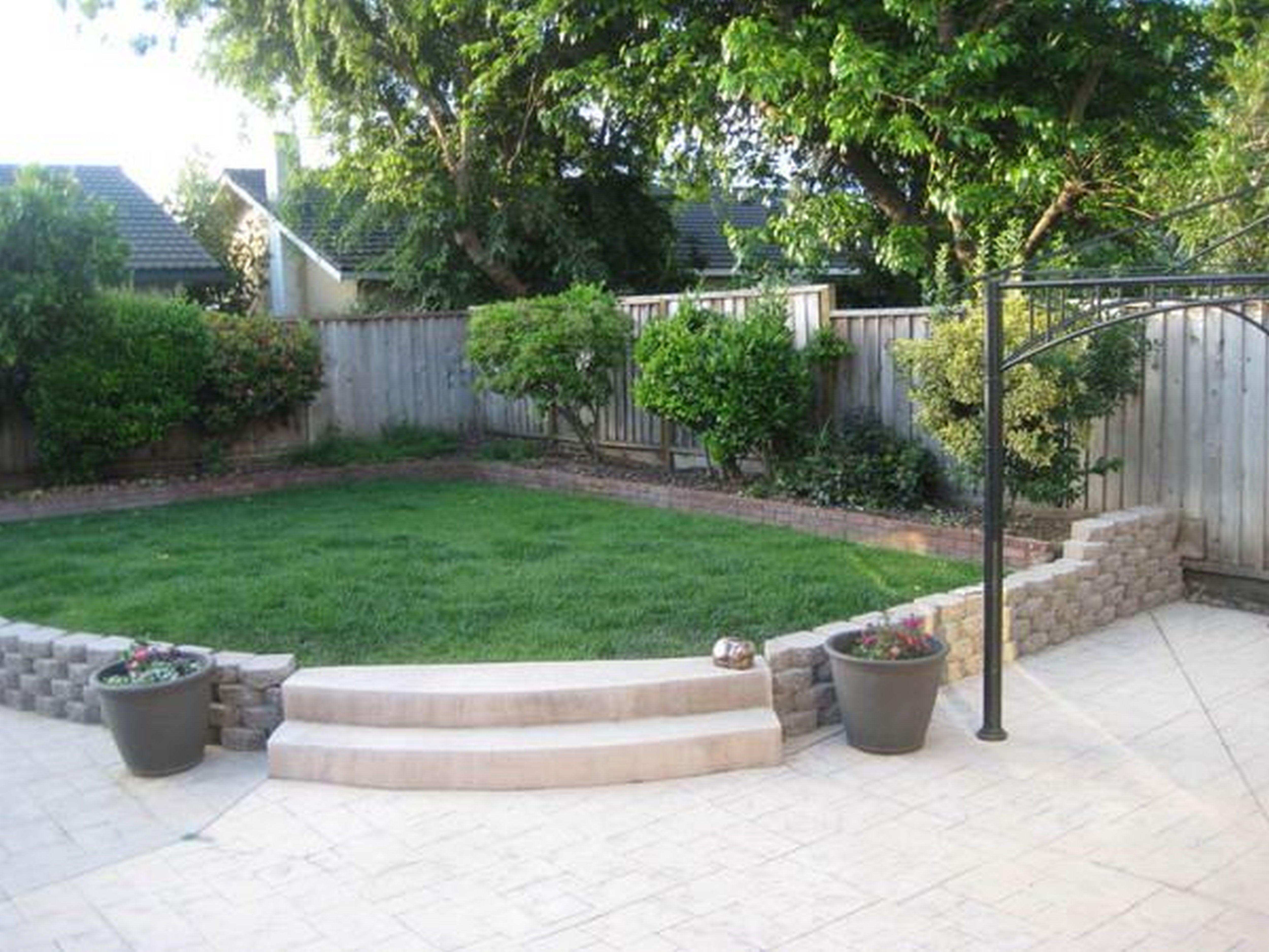 small easy garden designs photo - 9