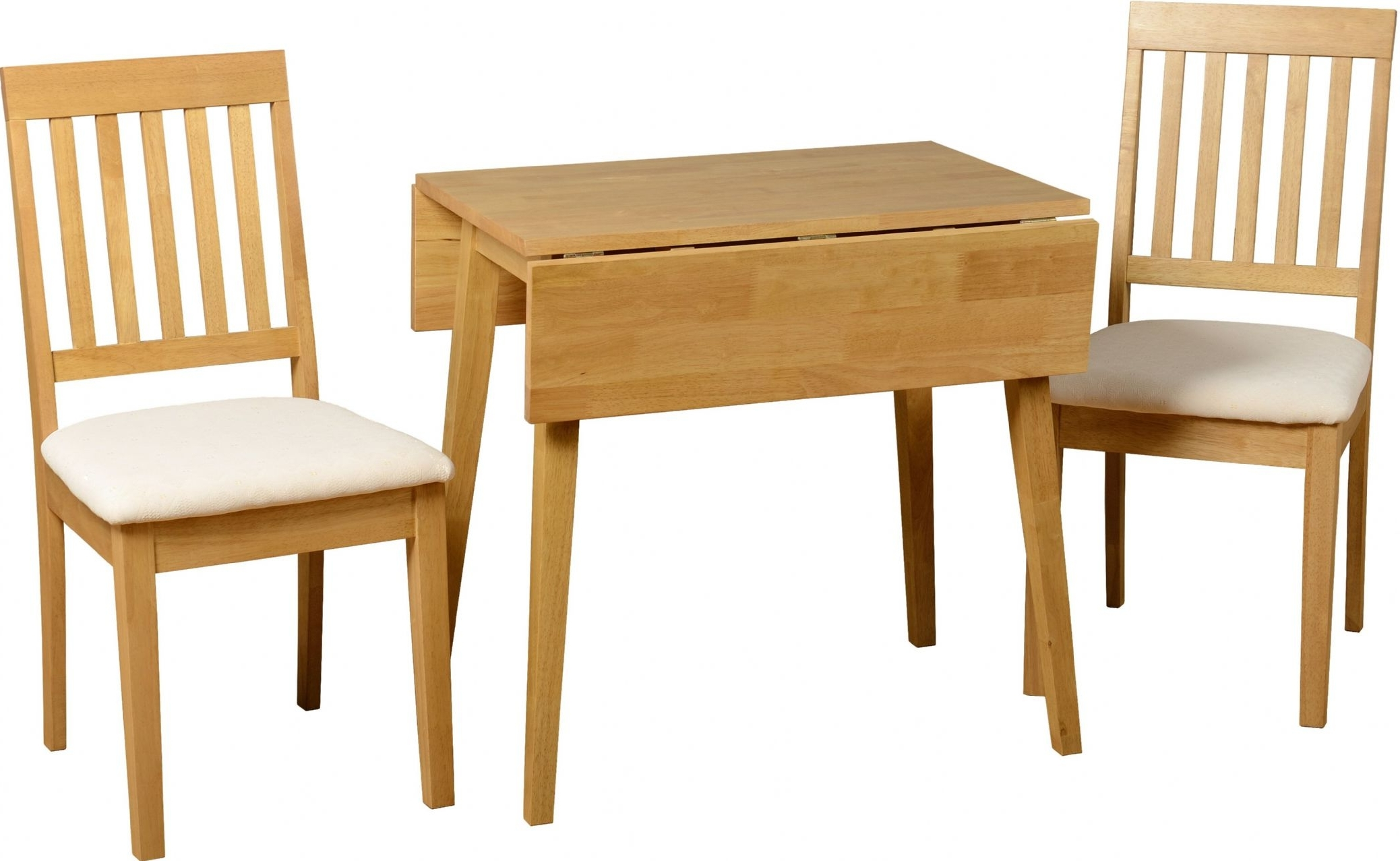 small folding kitchen table and chairs photo - 5