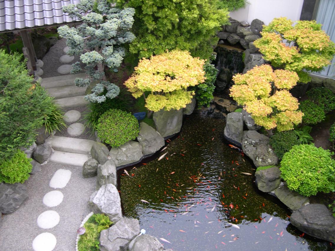 small japanese garden design ideas photo - 3