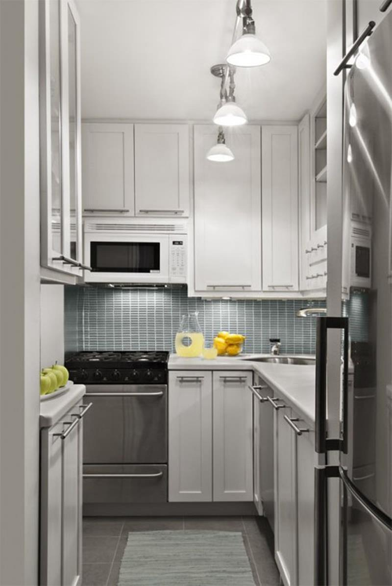 small kitchen design layout ideas photo - 3