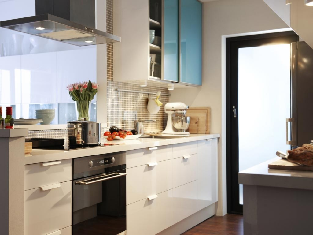 small kitchen design layout ideas photo - 6