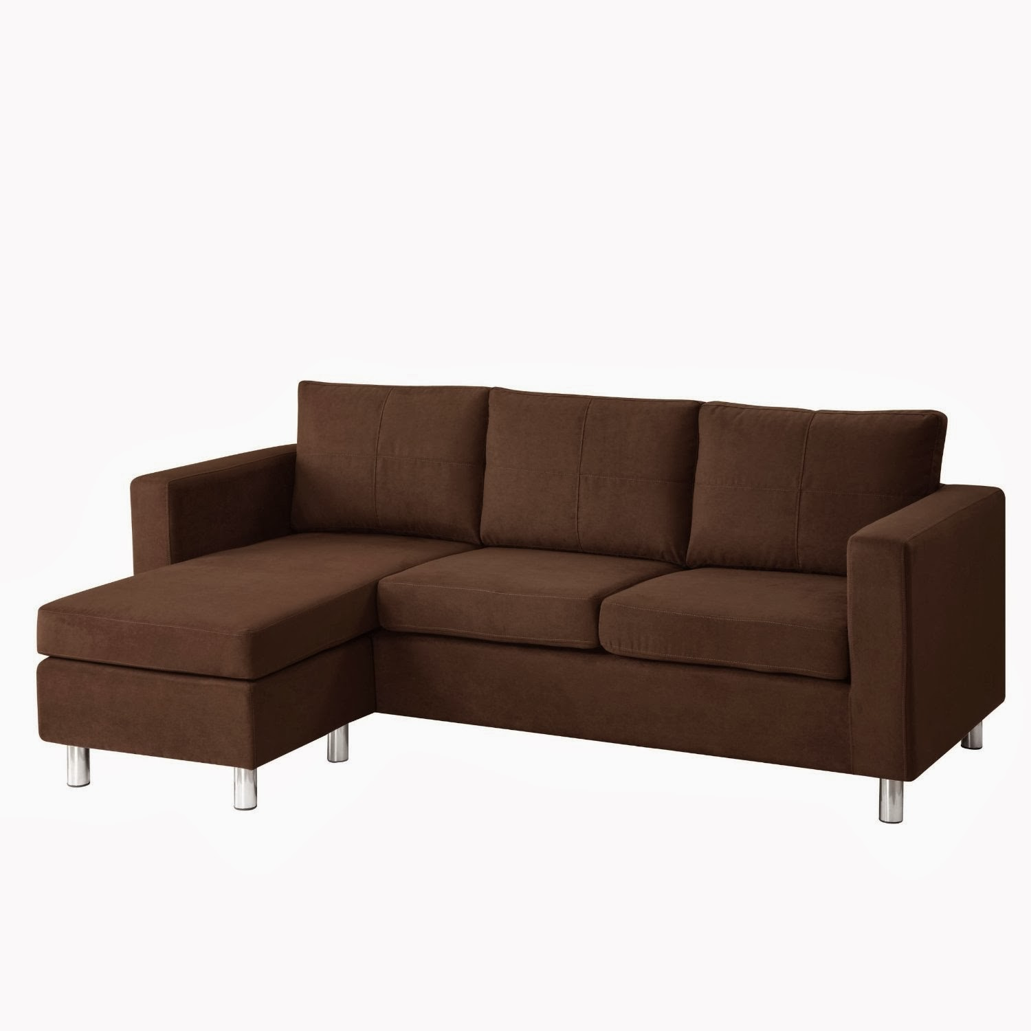 small sectional sofa bed photo - 1