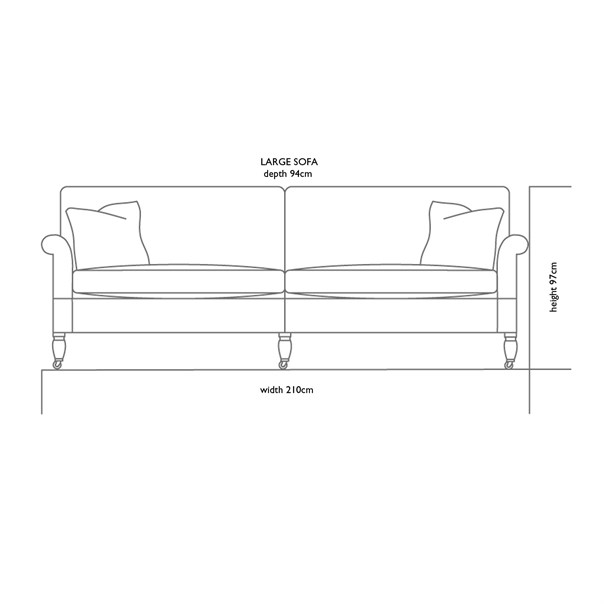 Small Sectional Sofa Dimensions Photo 3
