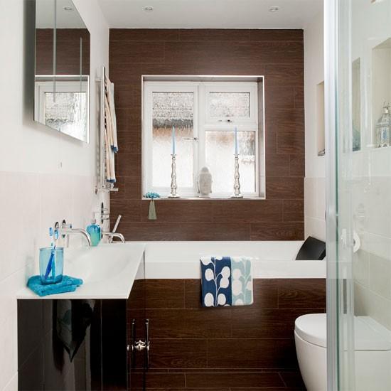 small spa bathroom design ideas photo - 1