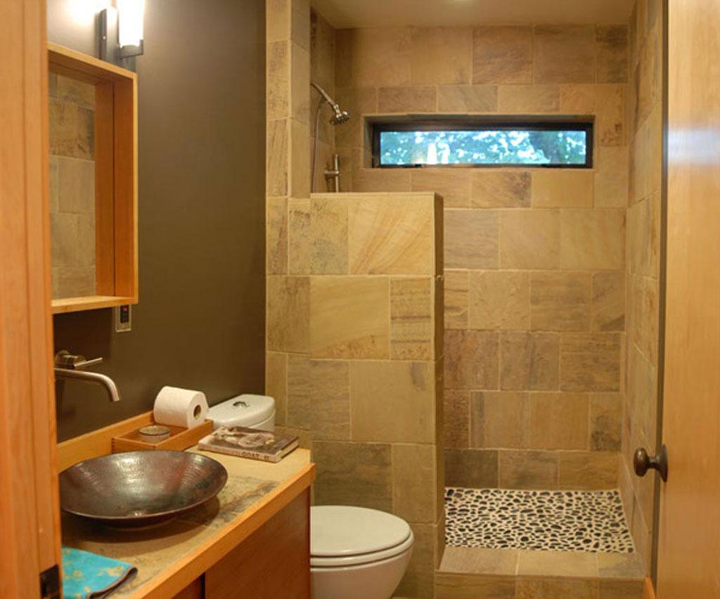 small spa bathroom design ideas photo - 6