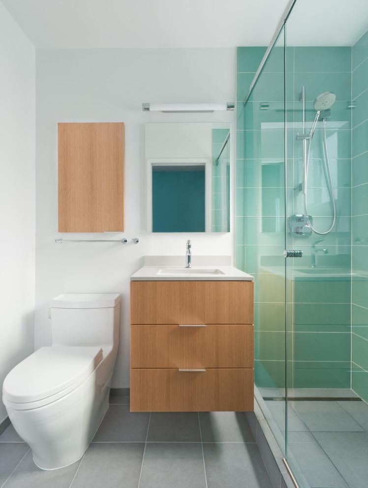 small spa bathroom design ideas photo - 7
