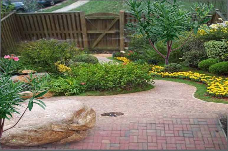 small yard garden design ideas photo - 1