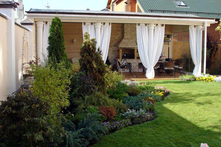 small yard garden design ideas photo - 7