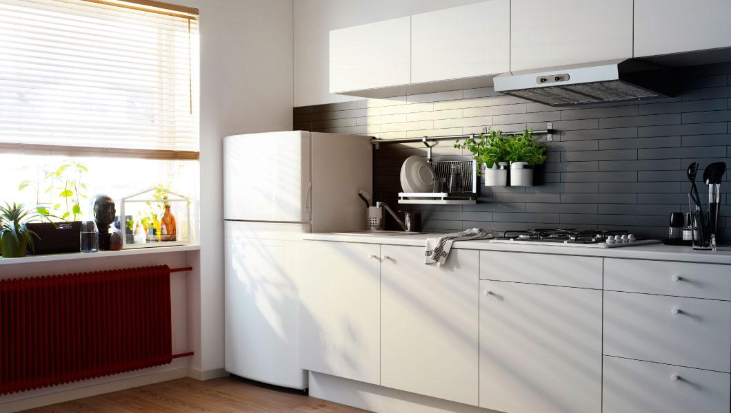 small zen kitchen design photo - 4