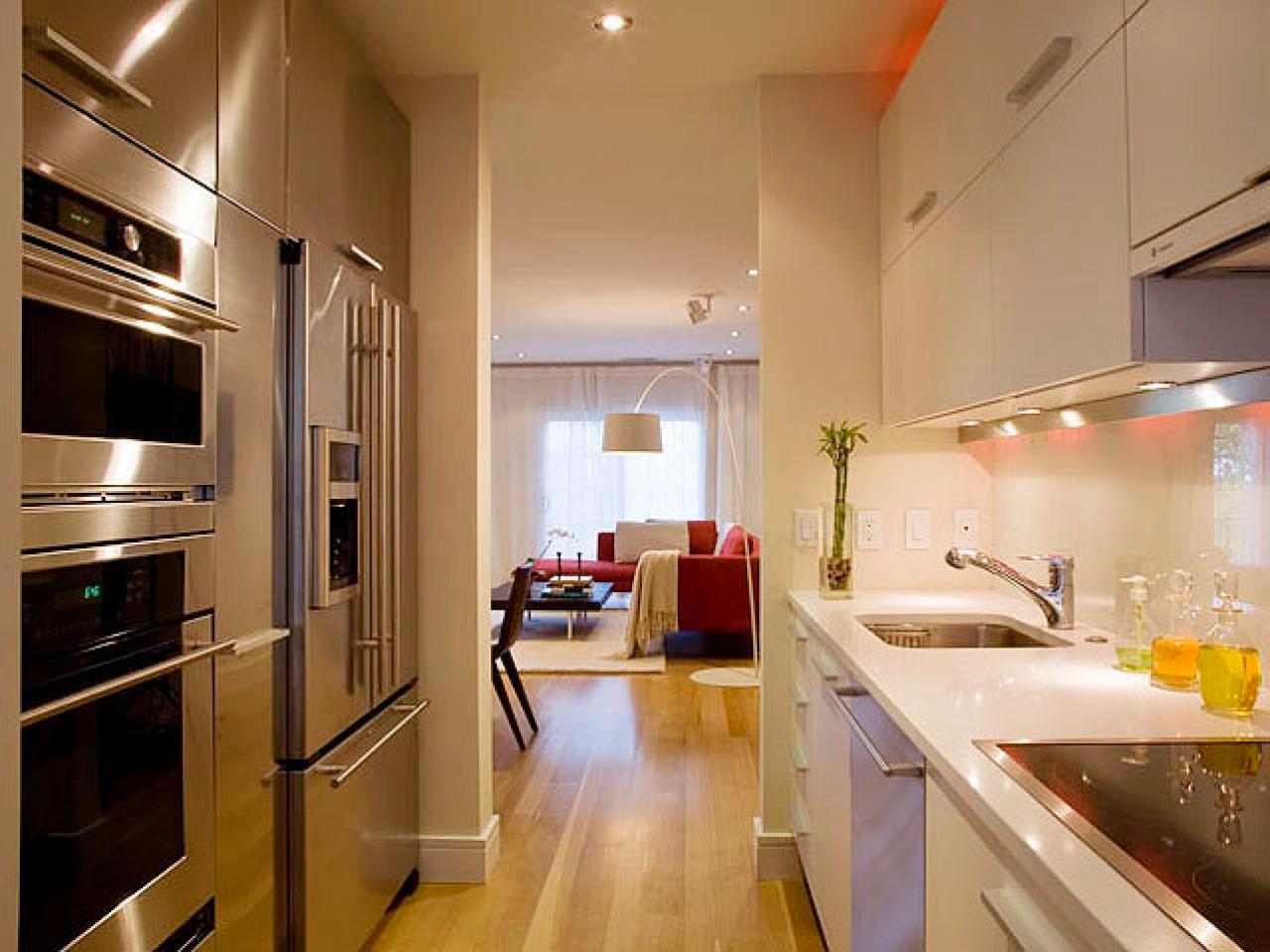 small zen kitchen design photo - 6