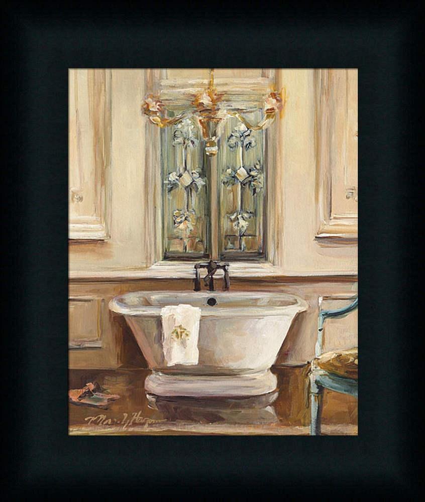 spa bathroom artwork photo - 8