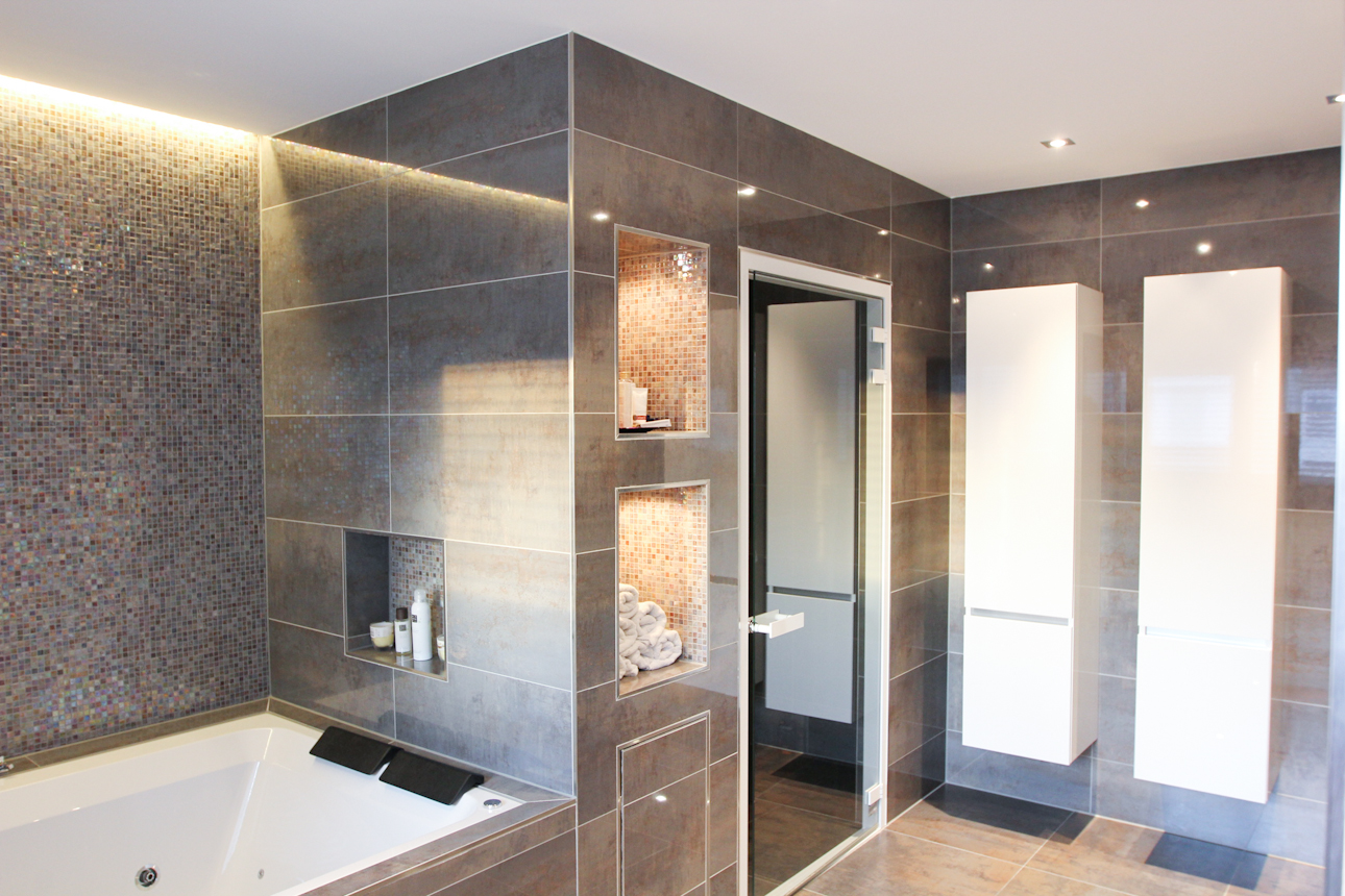 spa bathroom at home photo - 7