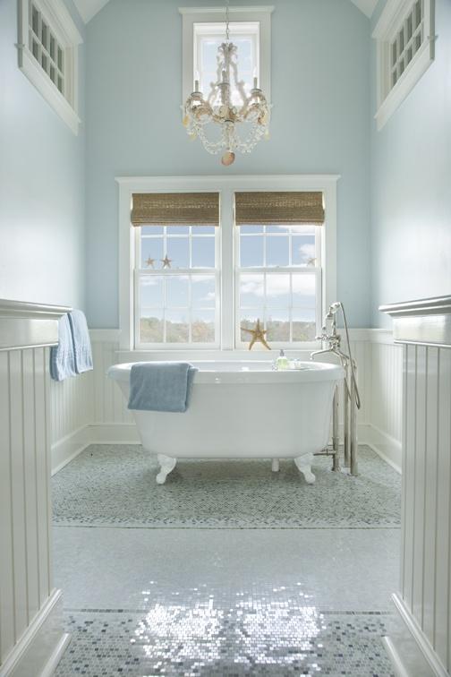 spa bathroom colors photo - 6