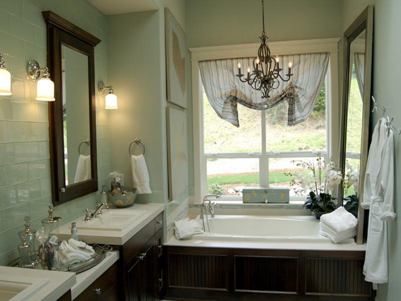 spa bathroom decorating ideas photo - 7