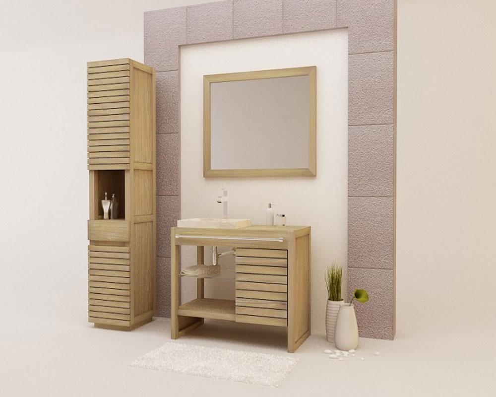 spa bathroom furniture photo - 1