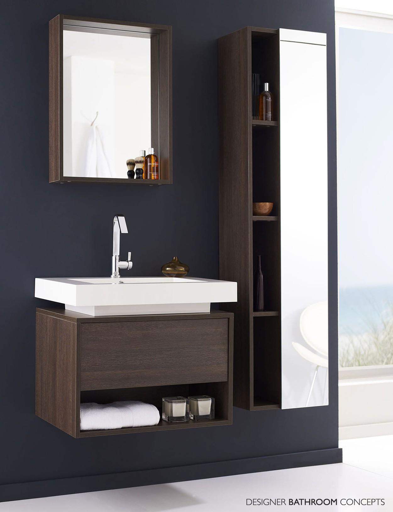 spa bathroom furniture photo - 2